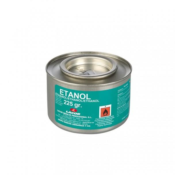 Dose 225 g Gel-Brennstoff für Ethanol