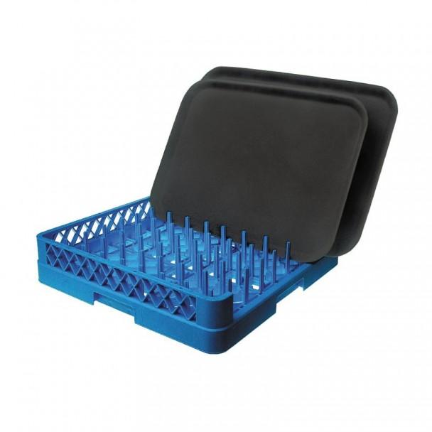 Korb für Teller und Tabletts