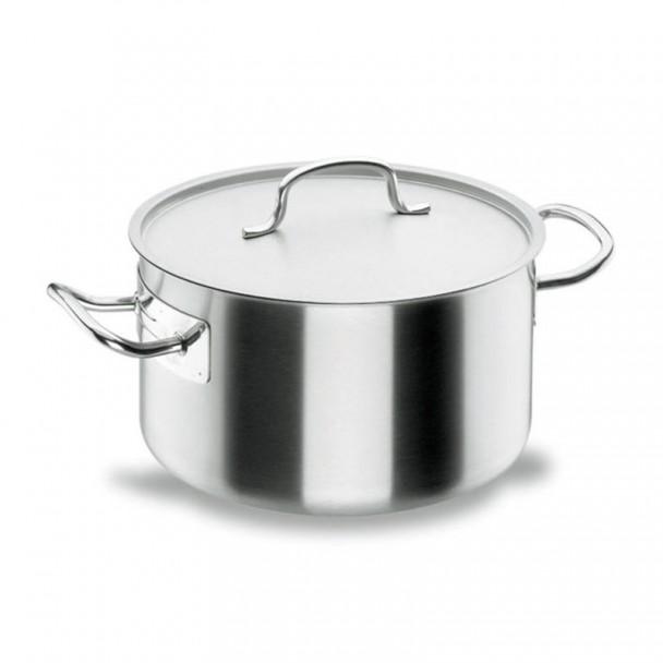 Kochtopf Hoch mit Deckel Chef Classic