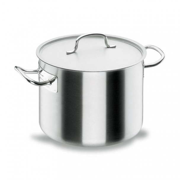 Topf Niedrig mit Deckel Chef Classic