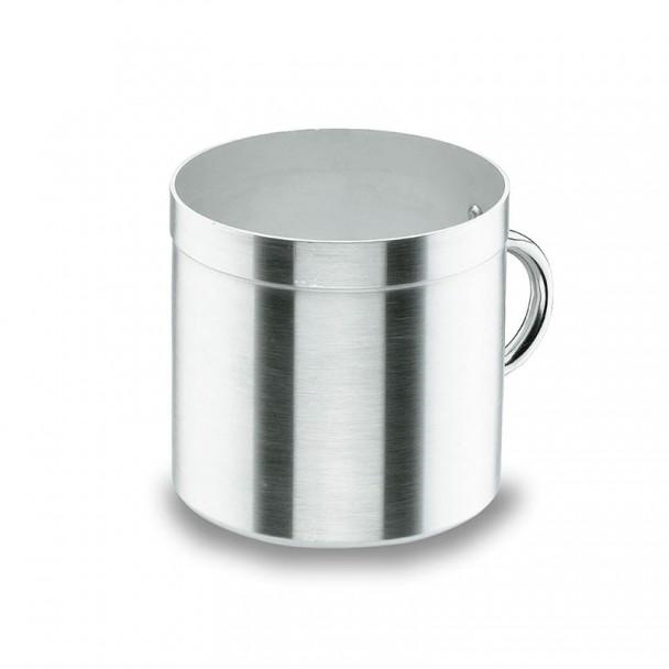 Topf Zylindrisch Chef-Aluminium