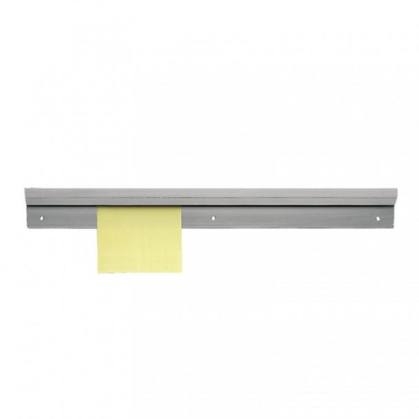 Leiste Aluminium zum befestigen von Notizen