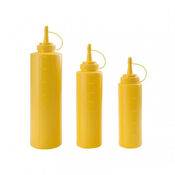 Flasche Flasche Gelb