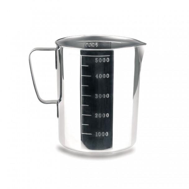 Krug 5-Liter-Inox 18/10