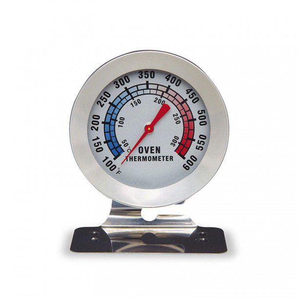 Thermometer Ofen mit Base