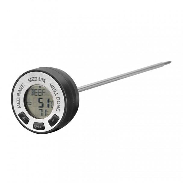 Digital-thermometer mit Alarm