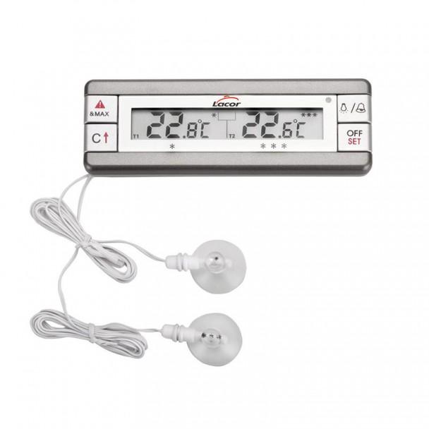 Thermometer Alarm für Kühlschrank/Gefrierschrank