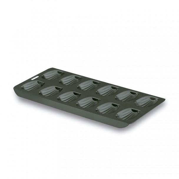 Form 12 Vertiefungen Muffins Aluminium