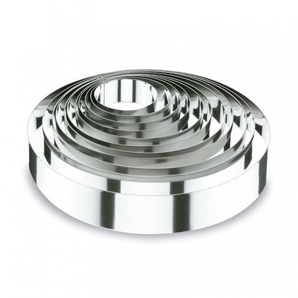 Ring Rund mit 4 cm Höhe