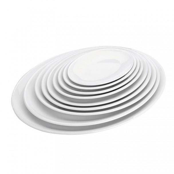 Tablett Oval
