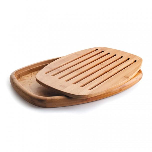 Tabelle Oval Geschnitten Brot