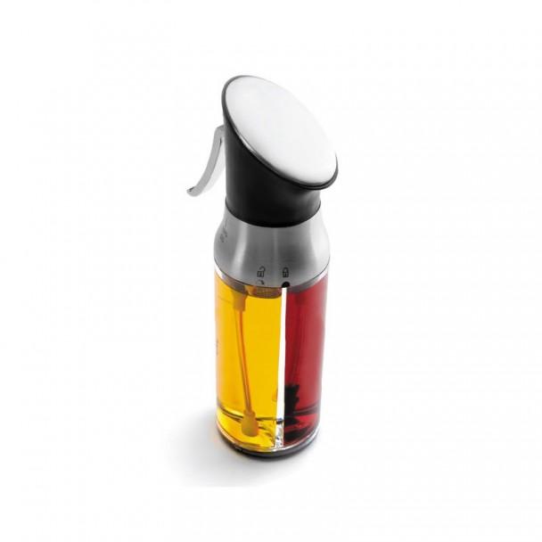 Sprühflasche mit Öl-Essig Dual
