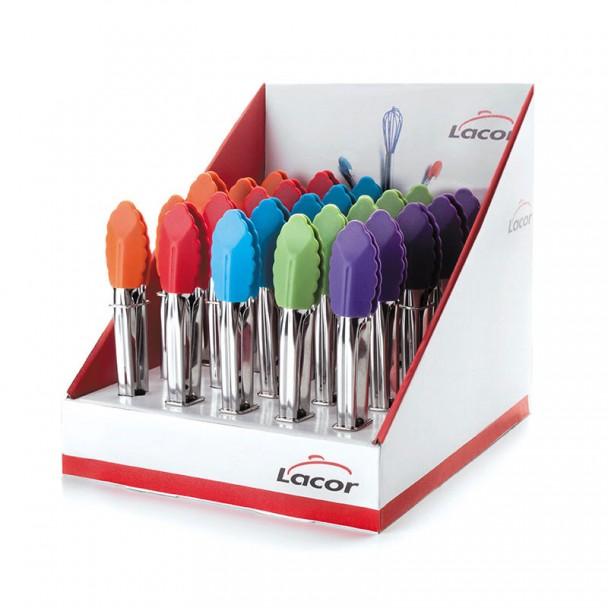 Box Display Zange Silikon Farben 25 Stück