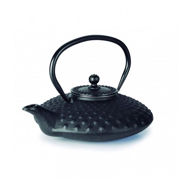 Teekanne Gusseisen 0,7 L Schwarz