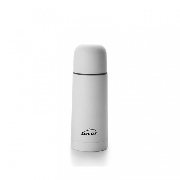 Thermo-Soft Touch White Inox 18/10