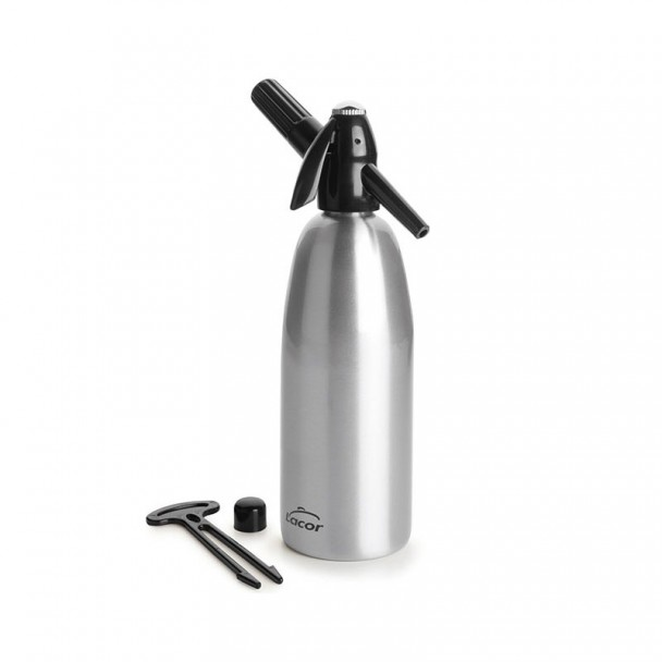 Flasche Siphon CO2 Aluminium