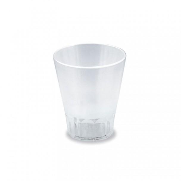 Glas Polycarbonat 8,3x9,5 cm