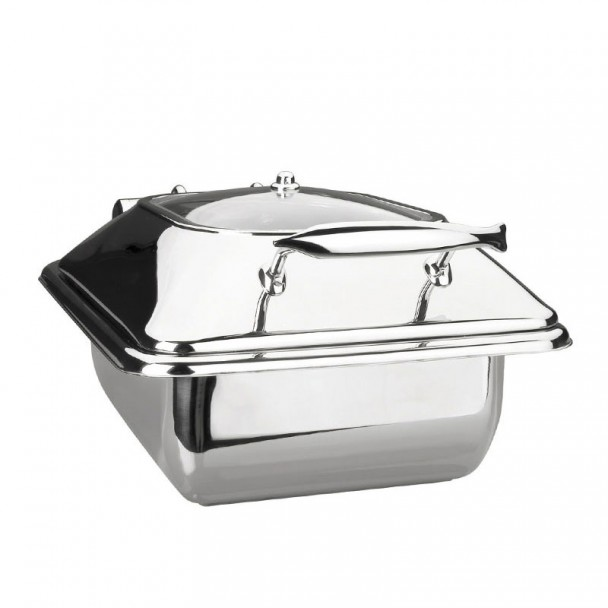 Körper Chafing Dish Luxe Edelstahl Gastronorm 1/2
