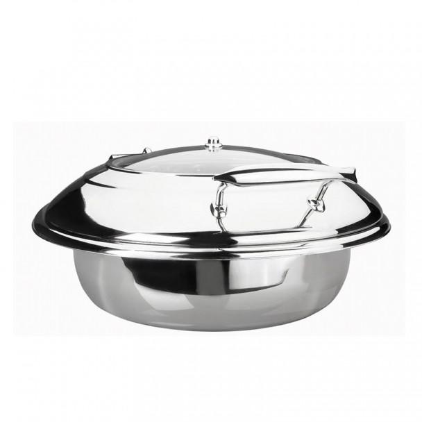 Körper Chafing Dish Luxe Rund Inox