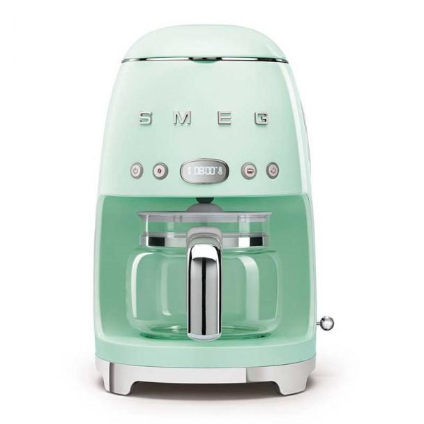 50er Jahre Stil Green Drip Kaffeemaschine